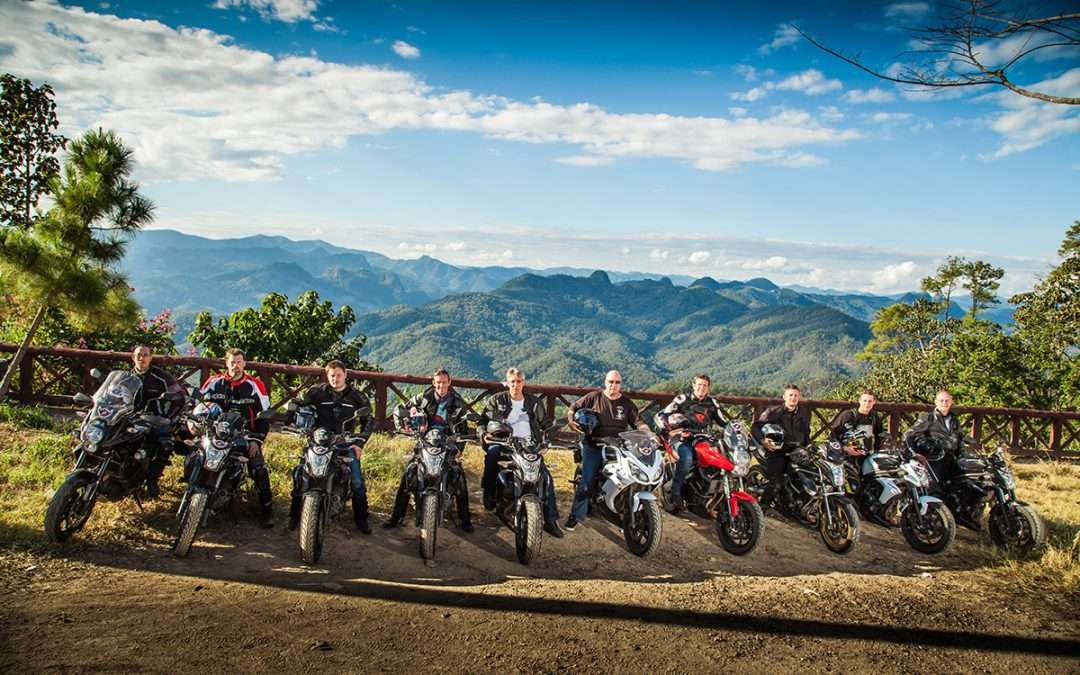 5 Reasons why Thailand is still one of World's greatest motorcycle touring destination